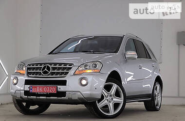 Внедорожник / Кроссовер Mercedes-Benz ML 320 2008 в Трускавце