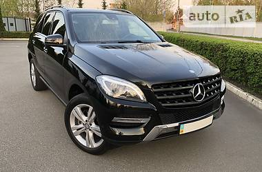 Mercedes-Benz ML 350 2014 в Киеве