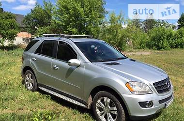 Mercedes-Benz ML 350 2006 в Ивано-Франковске