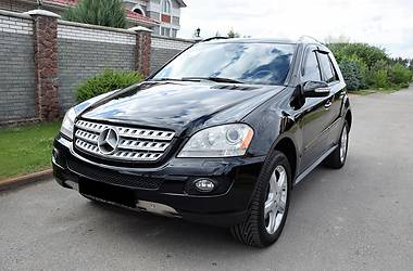 Mercedes-Benz ML 350 2007 в Киеве