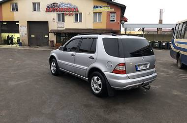 Mercedes-Benz ML 350 2004 в Львове