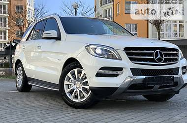 Mercedes-Benz ML 350 2013 в Ивано-Франковске