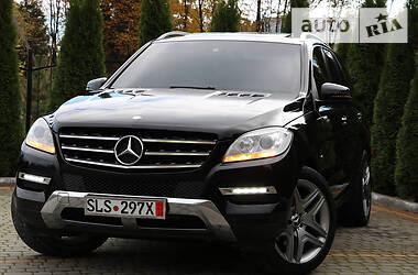Mercedes-Benz ML 350 2011 в Дрогобыче