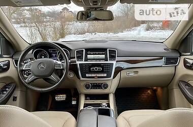 Mercedes-Benz ML 350 2015 в Киеве