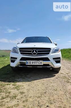 Универсал Mercedes-Benz ML 350 2015 в Черновцах