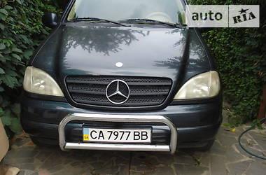 Внедорожник / Кроссовер Mercedes-Benz ML 430 2000 в Умани