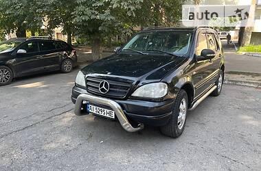 Внедорожник / Кроссовер Mercedes-Benz ML 430 1999 в Киеве