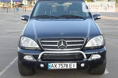 Mercedes-Benz ML 500 2002 в Харькове