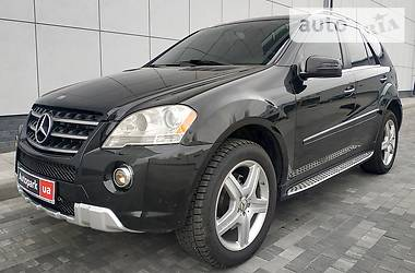 Mercedes-Benz ML 550 2010 в Киеве