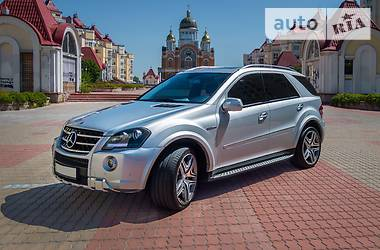 Mercedes-Benz ML 63 AMG 2008 в Киеве
