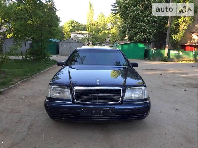 Mercedes-Benz S 140 1995 в Одессе