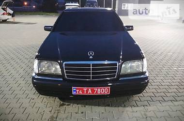 Mercedes-Benz S 140 1998 в Черновцах