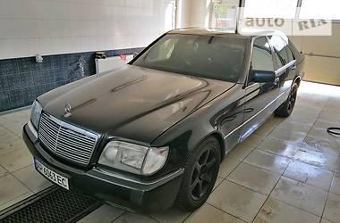 Mercedes-Benz S 140 1995 в Запорожье