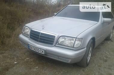 Mercedes-Benz S 140 1992 в Каменец-Подольском