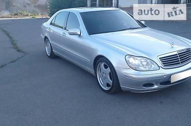 Mercedes-Benz S 220 2002 в Виннице