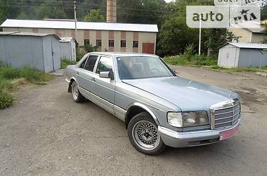 Mercedes-Benz S 280 1989