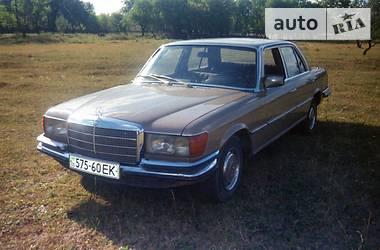 Mercedes-Benz S 280 1978 в Горловке