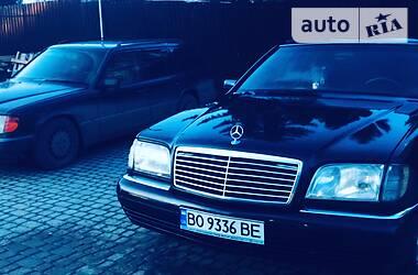 Mercedes-Benz S 280 1995 в Чорткове