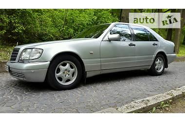 Mercedes-Benz S 300 1996