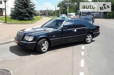 Mercedes-Benz S 300 1997 в Чернигове