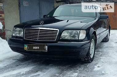 Mercedes-Benz S 300 1996 в Киеве