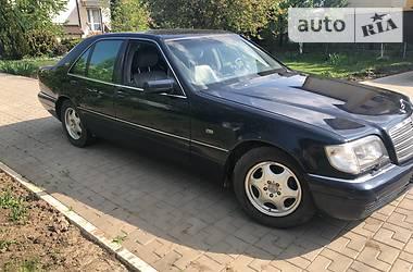 Mercedes-Benz S 300 1997 в Хмельницком