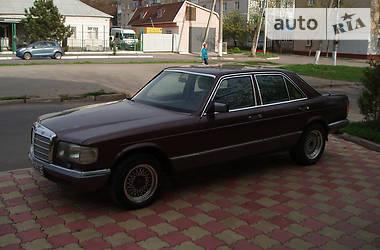 Mercedes-Benz S 300 1984 в Бердянске