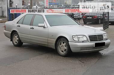 Mercedes-Benz S 300 1997 в Николаеве
