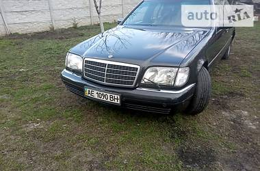 Mercedes-Benz S 300 1996 в Днепре