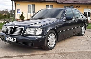 Mercedes-Benz S 300 1997 в Червонограде