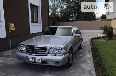Mercedes-Benz S 300 1997 в Ровно