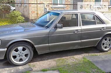Mercedes-Benz S 300 1987 в Киеве