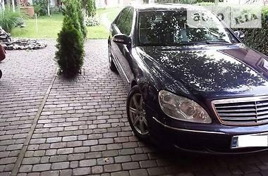 Mercedes-Benz S 320 2000