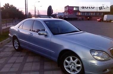 Mercedes-Benz S 320 1999 в Виннице