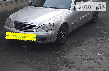 Mercedes-Benz S 320 2003 в Одессе