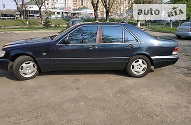 Mercedes-Benz S 320 1998 в Киеве