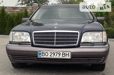 Mercedes-Benz S 320 1995 в Подволочиске