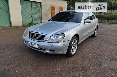 Седан Mercedes-Benz S 320 2001 в Городенке