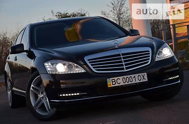 Mercedes-Benz S 350 2012