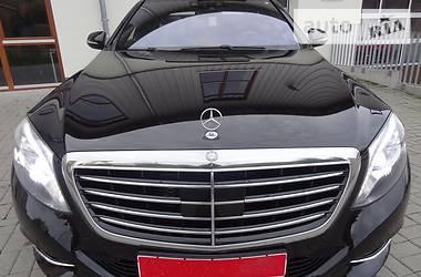 Mercedes-Benz S 350 2016 в Киеве