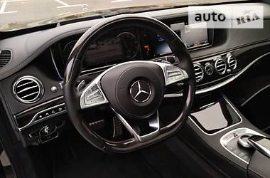 Mercedes-Benz S 350 2015 в Киеве