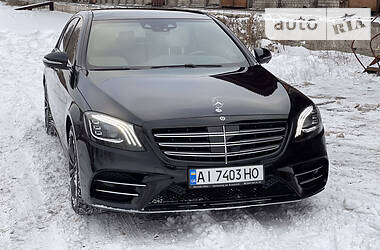 Mercedes-Benz S 350 2018 в Киеве