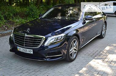 Седан Mercedes-Benz S 350 2015 в Кременце