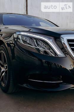 Седан Mercedes-Benz S 350 2016 в Дубно