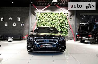 Mercedes-Benz S 400 2018 в Одессе