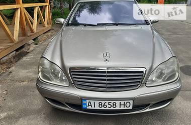 Mercedes-Benz S 400 2004 в Чернигове