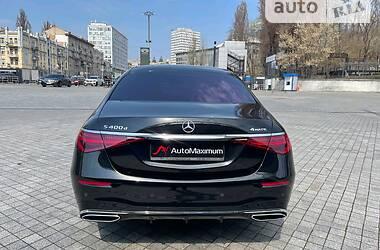 Седан Mercedes-Benz S 400 2020 в Киеве