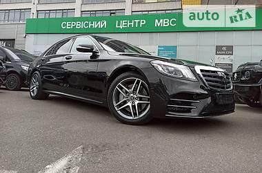 Mercedes-Benz S 400 2020 в Киеве