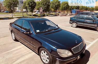 Mercedes-Benz S 400 2001 в Ивано-Франковске