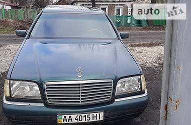 Mercedes-Benz S 420 1996 в Покровске